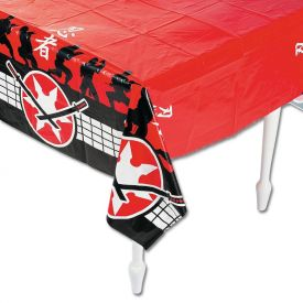 Ninja Party Table Cover