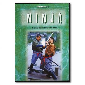 Ninja Series: Volume 1 - Ninja Style Kenjutsu Part 1 (DVD)