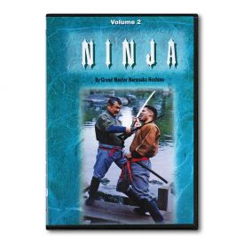 Ninja Series: Volume 2 - Ninja Style Kenjutsu Part 2 (DVD)