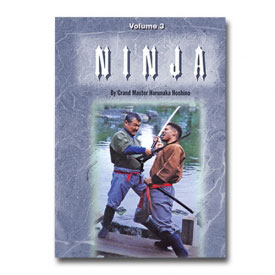 Ninja Series: Volume 3 - Ninja Throwing Blades (DVD)