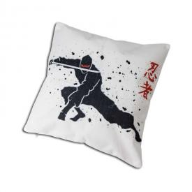 Ninja Throw Pillow Case