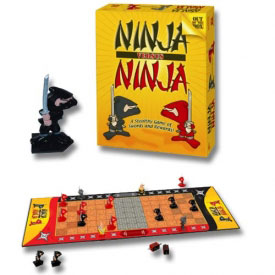 Ninja Versus Ninja Board Game