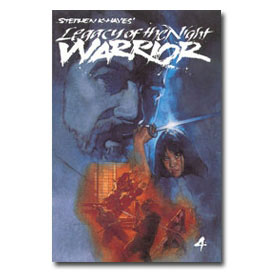 Ninja Vol. 4: Legacy of the Night Warrior