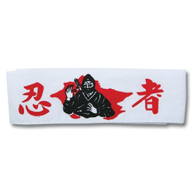 Ninja Warrior Headband