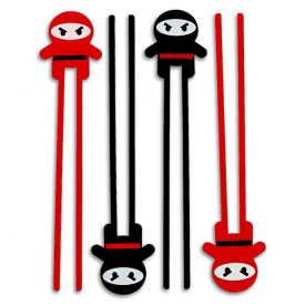 Ninja Warrior Kids Chopsticks (6-Pack)