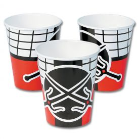 Ninja Warrior Paper Cups (8-Pack)