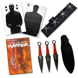 Ninja Weapons Gift Set