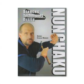 Nunchaku: Stances, Techniques, and Drills Volume 1 (DVD)