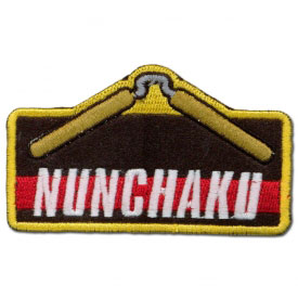 Nunchaku Weapons Achievement Patch