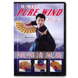 O-Mei Pure Wind Fan (DVD)