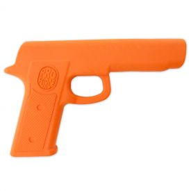 Orange Rubber Training Gun