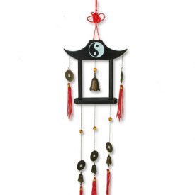 Oriental Gate Wind Chime