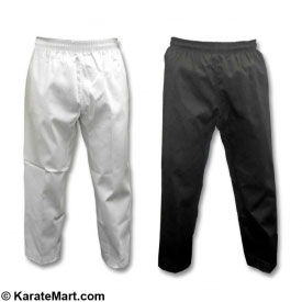 OVERSTOCK Lightweight Karate Pants