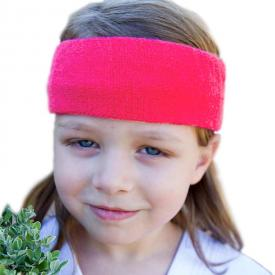 Pink Sweat Headband
