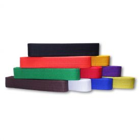 Plus Size Colored Rank Belts