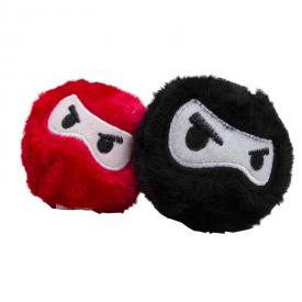Plush Ninja Bouncy Balls
