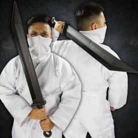 Plastic Practice Swords - Cold Steel Polypropylene Knives