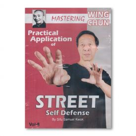 Practical Application Of Street Self Defense Vol. 8 (DVD)