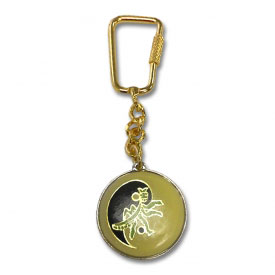 Praying Mantis Kung Fu Keychain