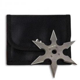Professional 6-Point Throwing Star