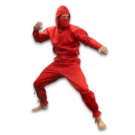 Red Ninja Uniform