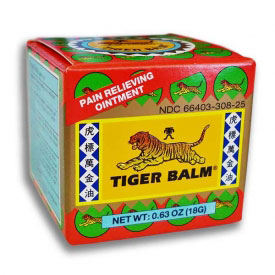 Red Tiger Balm - Maximum Strength