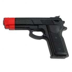 Red-Tip Rubber Gun