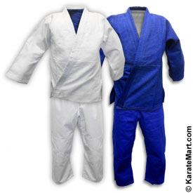 Reversible Double Weave Judo Uniform