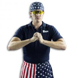 Patriotic Karate Instructor Costume