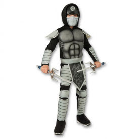Rock Muscles Ninja Costume