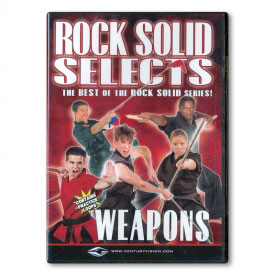 Rock Solid Selects: Weapons (DVD)