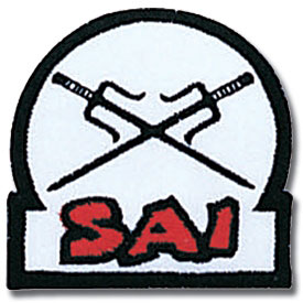 Sai Patch (1 Left In Stock)