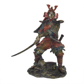 Samurai Warrior Statue