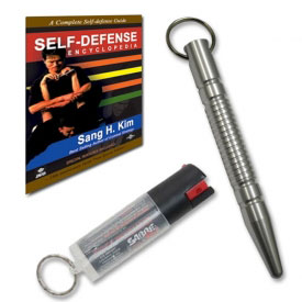 Self-Defense Gift Set