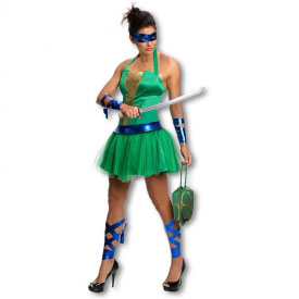 Sexy Teenage Mutant Ninja Turtles Leonardo Costume