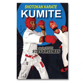 Shotokan Karate: Kumite DVD