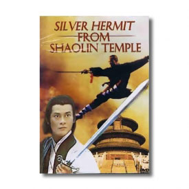 Silver Hermit From the Shaolin Temple (DVD)
