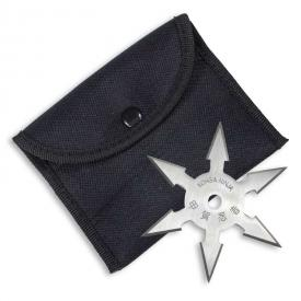 Kohga Silver 6 Point Star