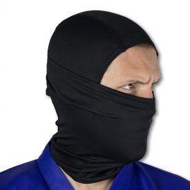 Solid Black Balaclava