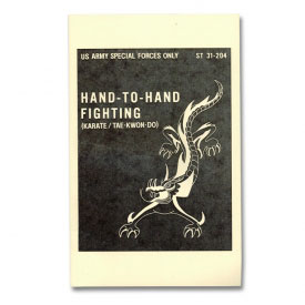 Special Forces Hand To Hand Fighting Manual