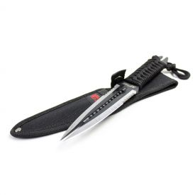 Split Blade Tactical Knife