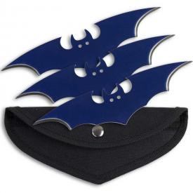 Steel Blue Bat Throwers