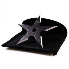Stonewashed 5-Point Ninja Star