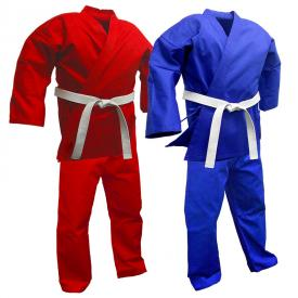 Super Middleweight Colored Karate Uniform (Clearance)