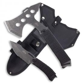 Tactical Throwing Axe and Knife