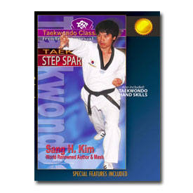 Taekwondo: Step Sparring and Hand Skills (DVD)