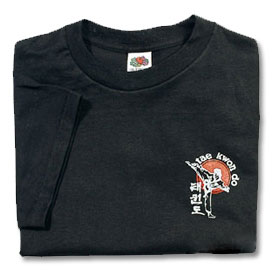 Taekwondo Side Kick T-Shirt