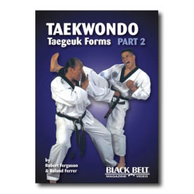 Taekwondo Taegeuk Forms Part 2 (DVD)