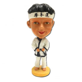 Tang Soo Do Bobblehead