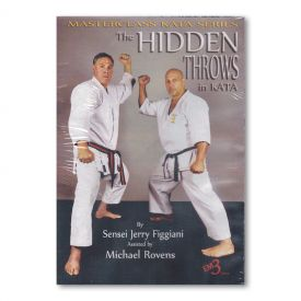 The Hidden Throws In Traditional Katas (DVD)